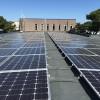 Impianto fotovoltaico su tetto - moduli fotovoltaici solarworld