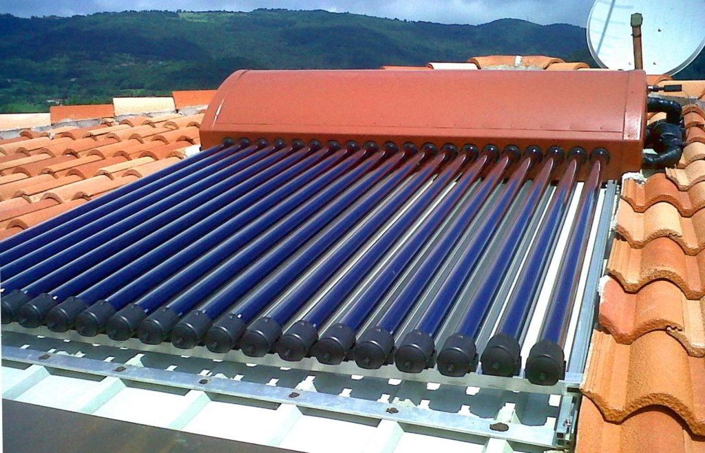 Impianto solare termico|Circolazione naturale|Ancona|Pesaro e Urbino|Ascoli piceno|Macerata|Fermo|Italia